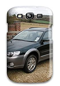 Top Quality Case Cover For Galaxy S3 Case With Nice Subaru Outback 2013 Gallery Appearance