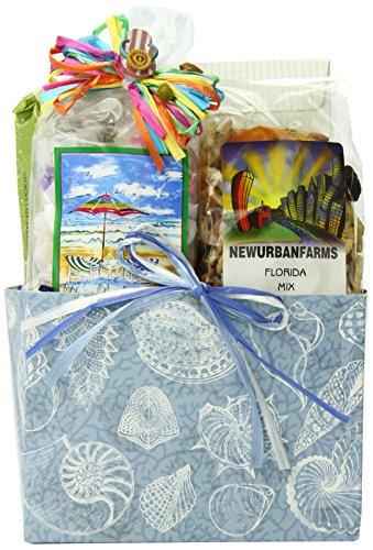 Gift Basket Village Florida Beach Theme Gift Box