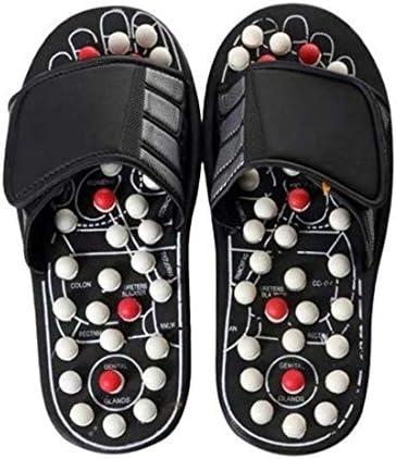 SWAMEY Women Men Slipper Sandal Reflex Massage Slippers Acupuncture Foot Massager Slipper (1 Pcs)