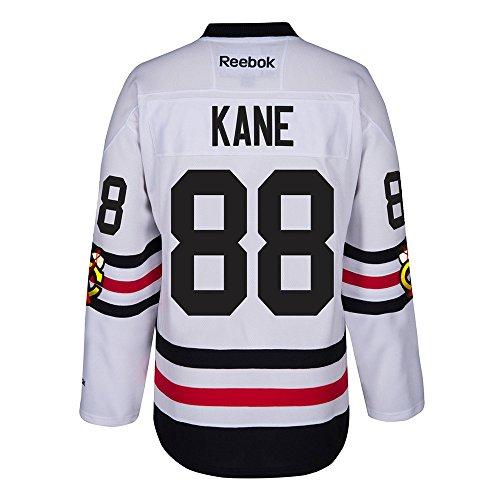 Chicago Blackhawks Adult Patrick Kane 2017 Winter Classic Premier Jersey - Team Color #88 , Medium