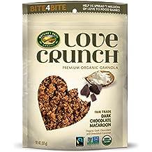 Nature's Path Organic Love Crunch Premium Granola, Dark Chocolate Macaroon, 11.5 Ounce