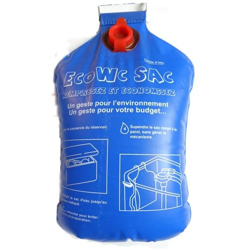 Sani-Sac - Economiseur d'eau pour WC ECOGAM
