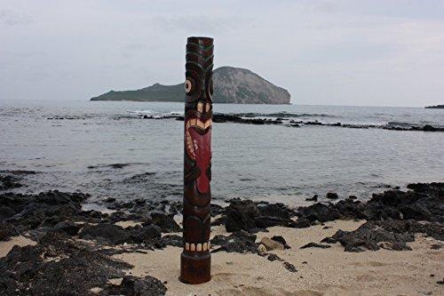 Big Kahuna Tiki Totem 63