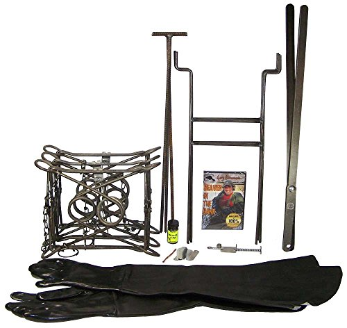 F&T Beaver Trapping Starter Kit Bundle by F&T Fur Harvester's Trading Post