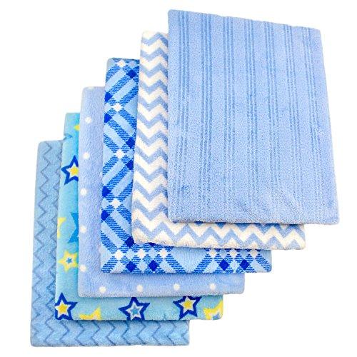 Cozy Fleece Baby Blankets Assorted product image