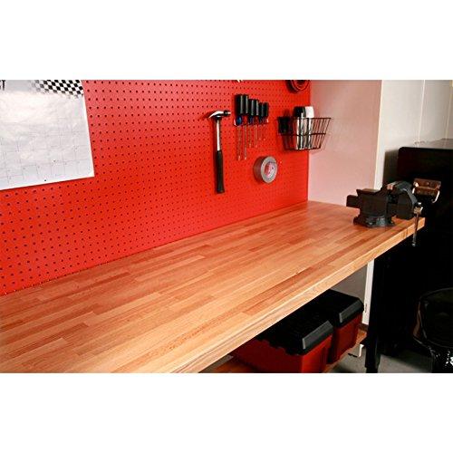 Wood Welded Maple Butcher Block Countertop (42'' x 25'' x 1-1/2'') by Wood Welded (Image #2)