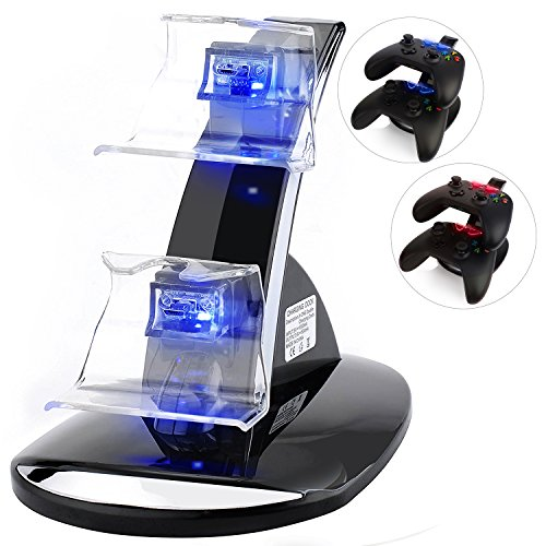 Docking Charging Controller Black%EF%BC%88Need batteries picture%EF%BC%89 product image