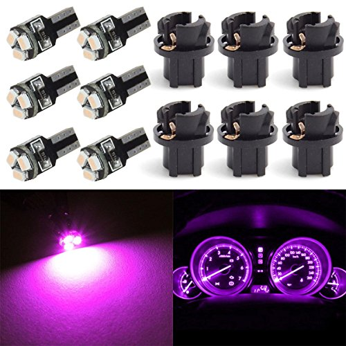 purple led cluster bulbs - 5