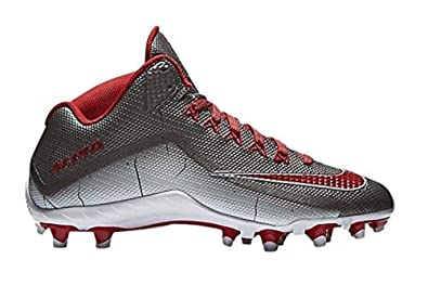 109113e7a56a Image Unavailable. Image not available for. Color  NIKE Mens Alpha Pro 2  3 4 TD Football Cleats ...