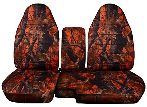 army camo seat covers - 2