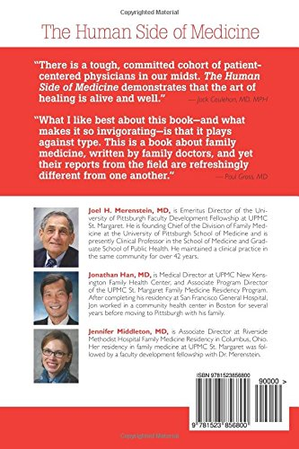 The Human Side of Medicine: Joel Merenstein MD, Jonathan Han