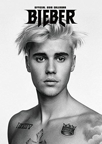 Justin Bieber Official 2018 Calendar - A3 Poster Format