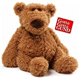 Gund Schlep Brown Teddy Bear Stuffed Animal Plush, 14 inches