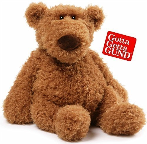 Gund Schlep Brown Teddy Bear Stuffed Animal Plush, 14 - Animal 14