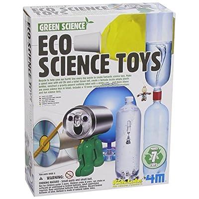 4M 5603287 - Jeu Éducatif - Eco Science Toys