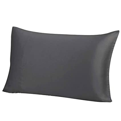 2a072225632a Amazon.com  THXSILK 100% Natural Pure Silk Pillowcase for Hair and ...
