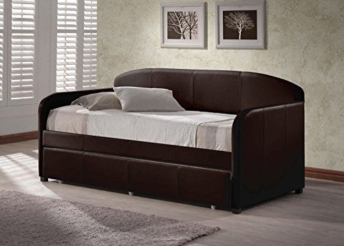 Hillsdale 1613DBT Springfield Daybed with Trundle, 42.5