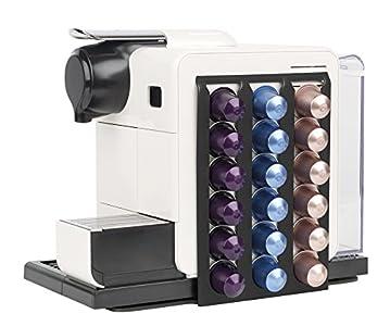 nero Portacapsule capstores distributore per 40 capsules tipo nespresso