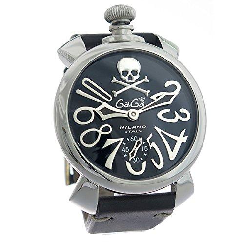 ガガミラノ GaGaMILANO マヌアーレ 自動巻き メンズ 腕時計 5010ART-02S[逆輸入品][t-1] B07F8N7YMZ