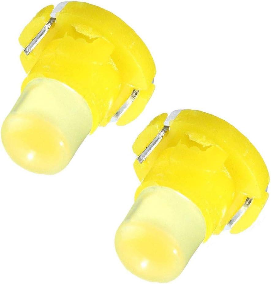 para Honda Accord//Odyssey//Civic. panel de instrumentos para el salpicadero del coche TABEN T4.2 Neo Wedge Luces led blancas de 12 V COB 1SMD luces clim/áticas