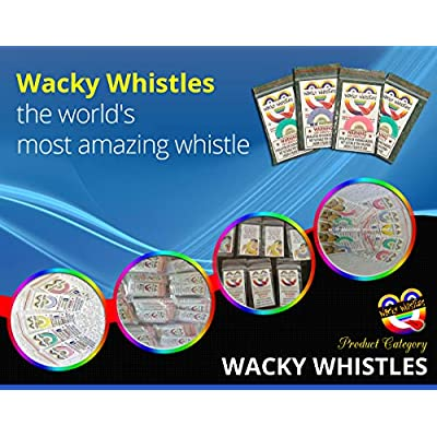 Wacky Whistle: Toys & Games