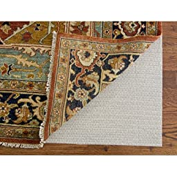 Safavieh Padding Collection PAD121 White Area Rug, 8 feet by 10 feet (8\' x 10\')