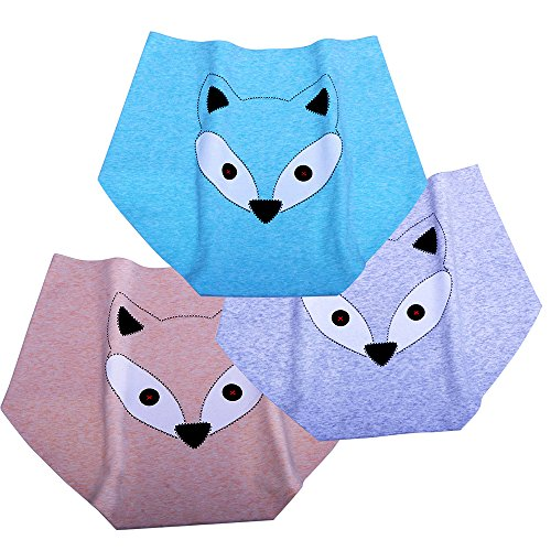 Sujisi Women's 3 Pack Seamless Core Cotton Brief Panty Elastic Heathy Plus Size Underwear,Fit US 2XL-3XL-4XL,9-10-11