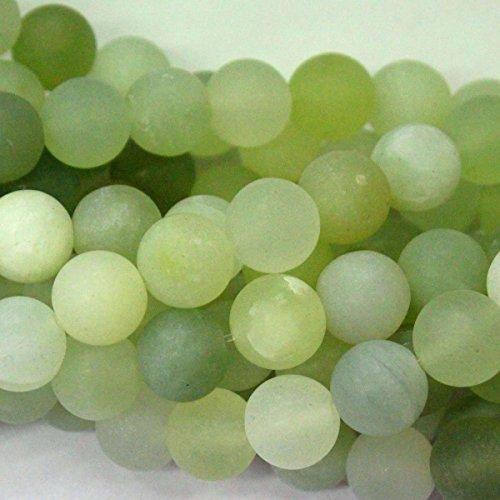 Jade Round Beads - 7