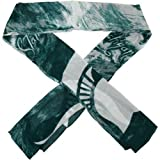 Michigan State Spartans Watercolor Scarf One-Size-Fits-Most