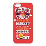 iPhone 5 5s Cell Phone Case White Harry Potter quotes0 Vfbn