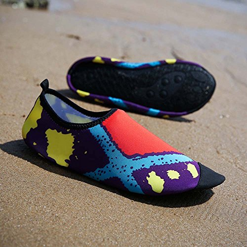 and Barefoot Orange Beach Play Shoes Upstream Shoes Swimming Uhoes Beach Women Shoes Creek Diving Men huateng qwHXRtx