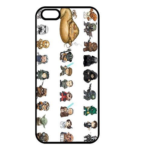 Coque,Cute Star Wars Eco Case Cover for Coque iphone 7 PLUS 5.5 pouce, A New Hope Phone Accessory for Coque iphone 7 PLUS 5.5 pouce - Beautiful Coque iphone 7 PLUS Phone Case Cover for Girly