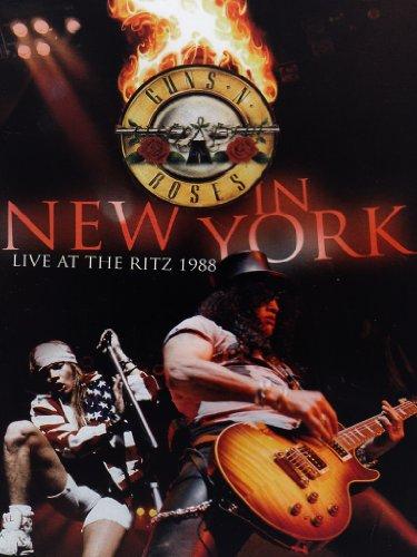 Guns 'N' Roses: Guns 'N' Roses - In New York (DVD)