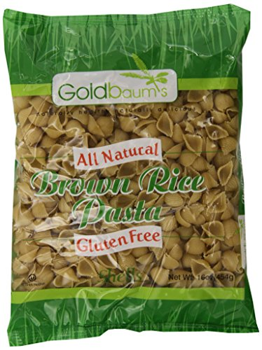 Pasta-Shells, 16 Ounce (Pack of 12) ()