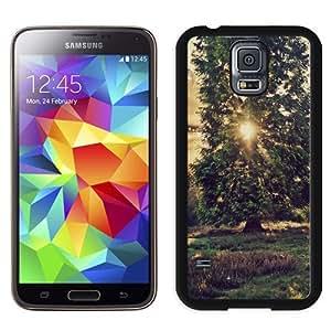 Personalized Custom Design Sun Tree Samsung Galaxy S5 Case Phone Case