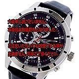 セイコー SEIKO クロノ クオーツ メンズ 腕時計 SKS571P1 ブラック 腕時計 海外インポート品 セイコー[逆輸入] mirai1-531543-ak [並行輸入品] [簡易パッケージ品]