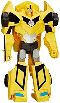 Transformers Robots in Disguise 3Step Change Bumblebee