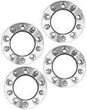 Set Ford Mustang Wheel Spacers Adapters 1.25 inch fits ALL 5 lug Ford Mustang models