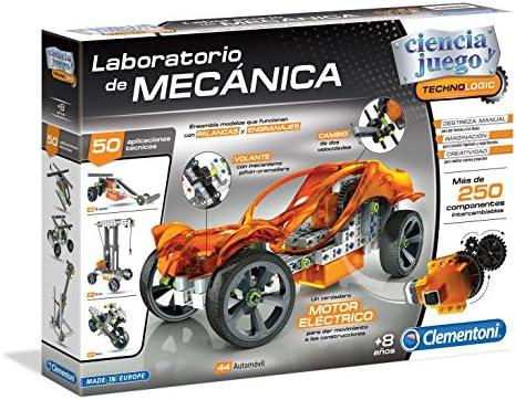 Clementoni - Laboratorio de mecánica, Motor eléctrico (55125.5 ...