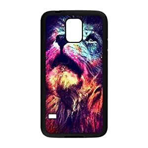 Colorful strong lion Phone Case for Samsung Galaxy S5