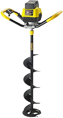 jiffy E-6 Lightning Electric Ice Auger, 10