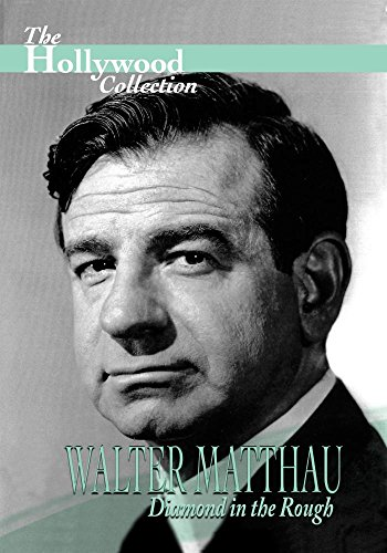 DVD : Hollywood Collection: Walter Matthau - Diamond In The Rough (DVD)