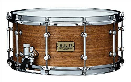 """Tama - 14"""" x 6,5"""" SLP Bold Spotted Gum Snare Drum"""