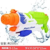 [muro]水鉄砲★超強力 ポンプアクション式ウォーターガン (No958)