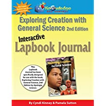 Apologia Exploring Creation With General Science 2nd Ed INTERACTIVE Lapbook Journal - CD