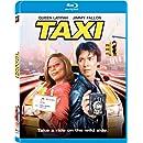 Taxi Blu-ray