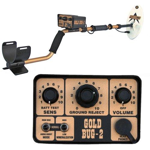 Fisher Gold Bug 2 Detector Elliptical