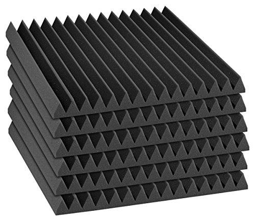 2 Studiofoam Wedge Panels - Auralex Acoustics 2