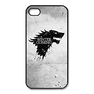 iphone4 4s Phone Case Black Game of Thrones KMH4943008