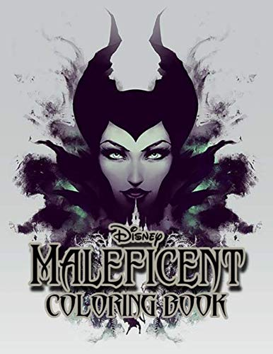Maleficent Coloring Book: Ultimate Color Wonder . Ideal For Kids And Adults To Inspire Creativity And Relaxation With 50+ Coloring Pages Of Aurora, Maleficent, Diaval, Philips, Queen.... (Lego Queen Sheet Set)
